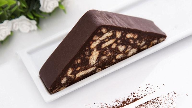 Kestane Şekerli Mozaik Pasta Tarifi