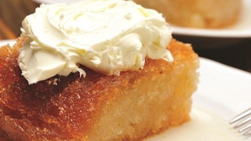 Ganaj Kremalı Ekmek Tatlısı Pastası Tarifi