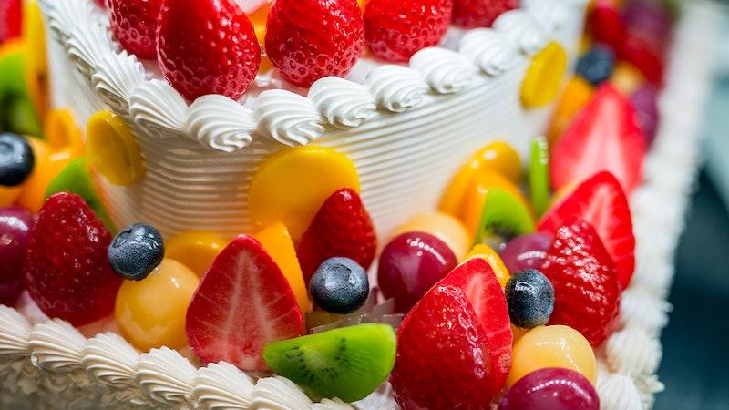 Meyve Pastası Tarifi