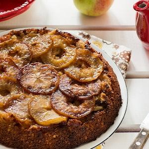 Elmalı Bisküvi Pastası Tarifi