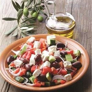 Ege Usulü Peksimet Salatası Tarifi