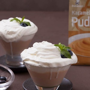 Vanilyalı Dondurmalı Soğuk Puding Tarifi
