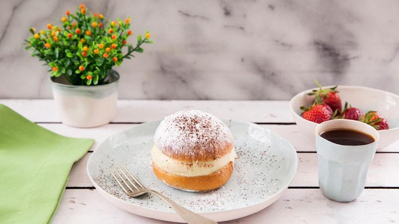 Puding Kremalı Alman Pastası Tarifi