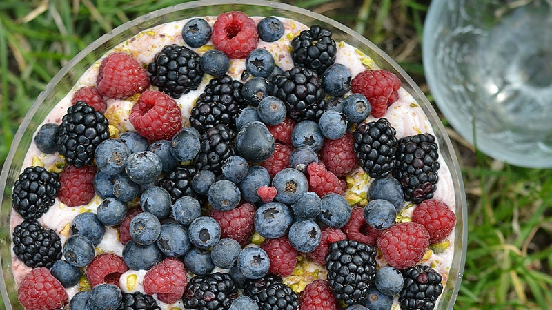 Meyveli Yaz Pudingi Tarifi