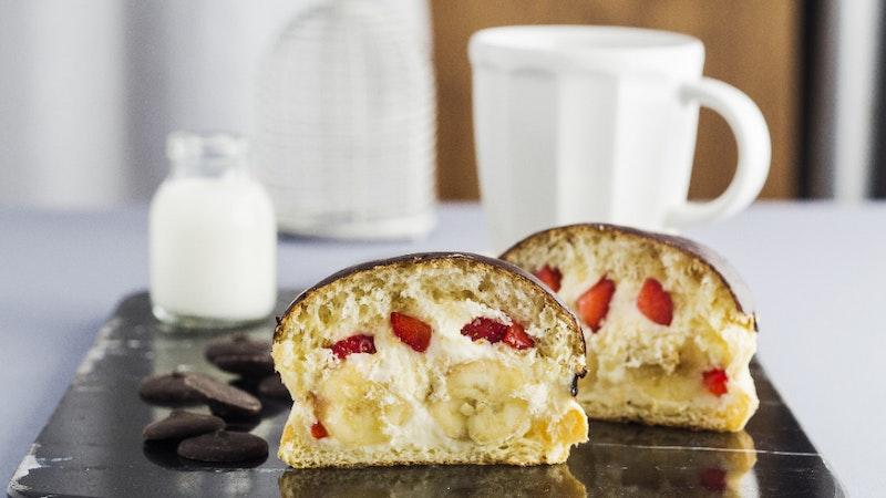Çilekli Mini Alman Pastası Tarifi