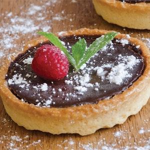 Sevgi Dolu, Bol Çikolatalı Mini Tartlar Tarifi