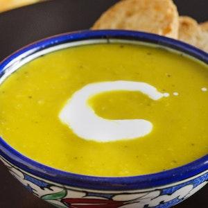 Sarı Mercimekli Bal Kabağı Çorbası Tarifi