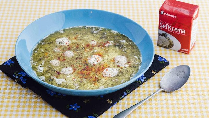 Hamur Çorbası Tarifi
