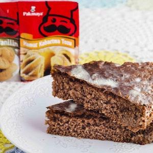 Sütlü ve Çikolatalı Revani Tarifi