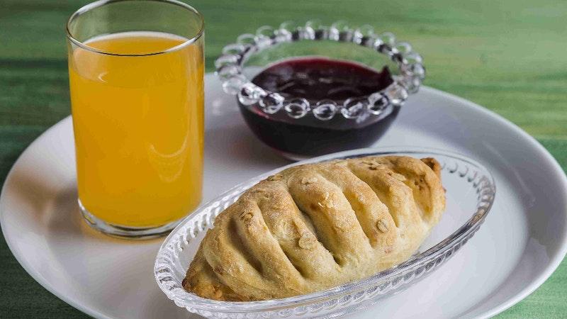 Çavdar Unlu Mini Ekmekler Tarifi