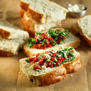 Zahterli ve Sütlü Ekmek Tarifi