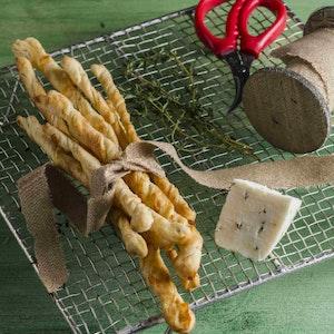 Van Otlu Peynirli Grisini Tarifi