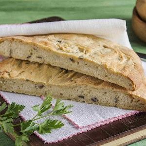 Patatesli ve Kurutulmuş Reyhanlı Ekmek Tarifi