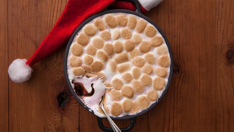 Marshmellow'lu Çikolata Aşkı Tarifi