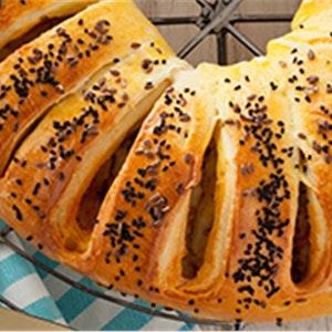 Pastırmalı Patatesli Tepsi Böreği Tarifi