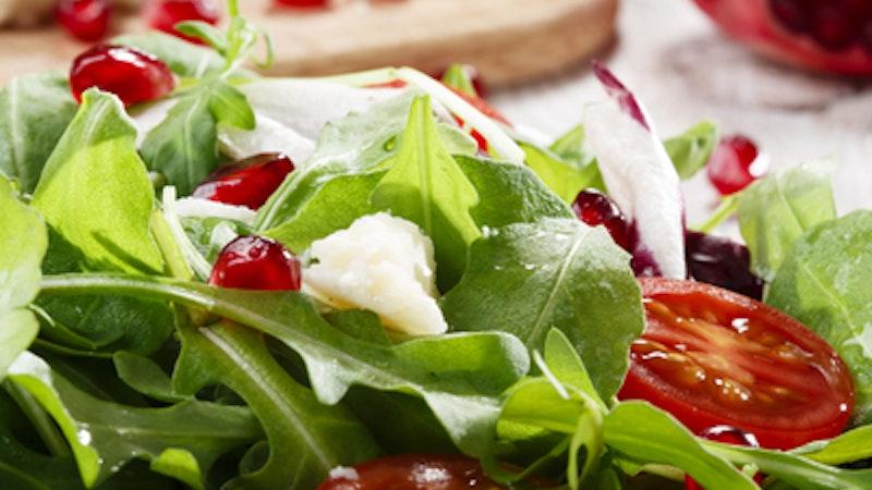 Rokalı Domates Salatası Tarifi