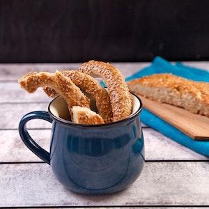 Tahinli Mayalı Çörek Tarifi