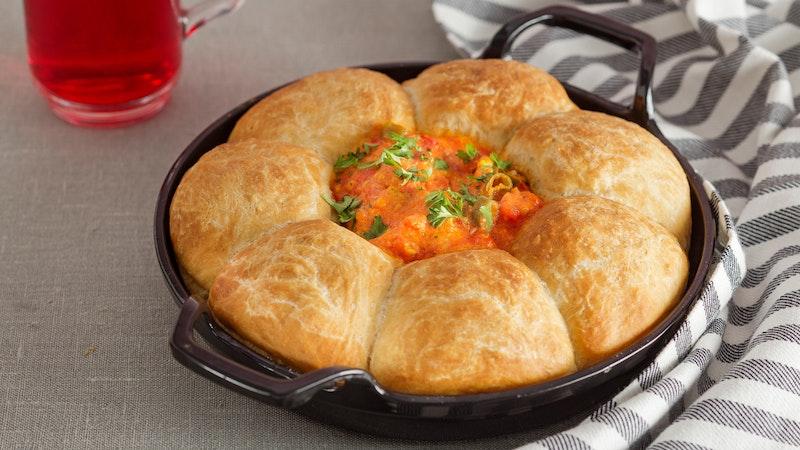 Menemenli Sıcak Ekmek Tarifi