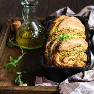 Pestolu Ekşi Mayalı Ekmek Tarifi