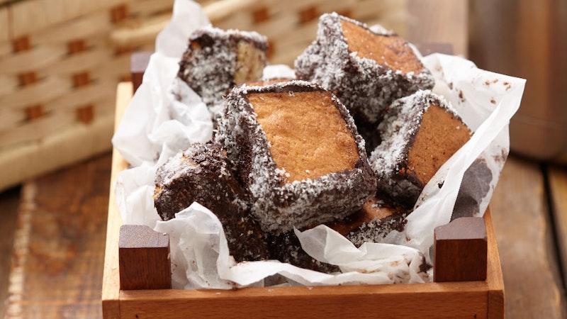 Çikolatalı Küp Kekler Tarifi