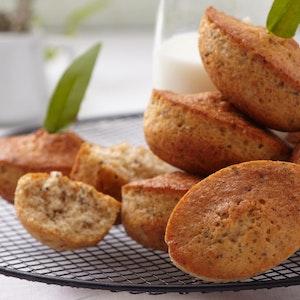 Chia Tohumlu Mini Kekler Tarifi