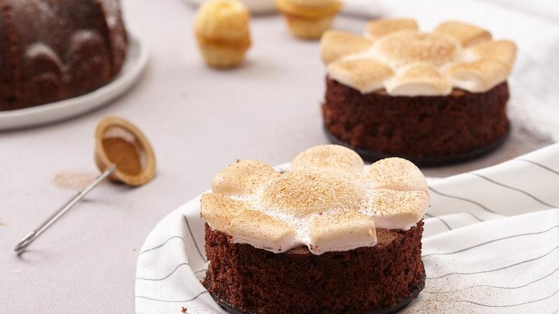Marshmallow Kek Tarifi