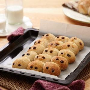 Parça Çikolatalı Ekmek (çocuklar için) Tarifi