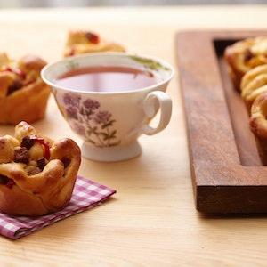 Sucuklu Muffin Poğaça Tarifi