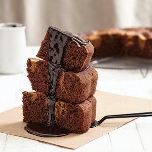Fıstık Ezmeli Brownie Kek Tarifi