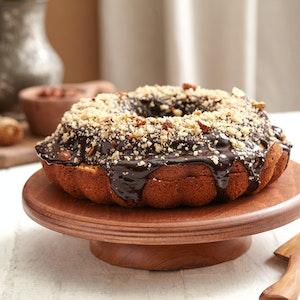 Bol Fındıklı Ve Çikolatalı Kek Tarifi