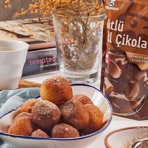 İçi Çikolata Dolgulu Lokmalar Tarifi