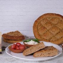 Pakmaya Ekşi Mayalı Esmer Ekmek Harcı ile Esmer Pide Tarifi