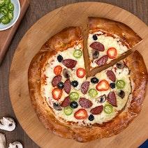Bayat Pideden Pizza Tarifi