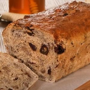 Hurmalı Cevizli Ekşi Mayalı Ekmek Tarifi