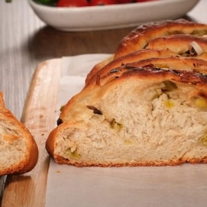 Pırasalı Ekmek Tarifi