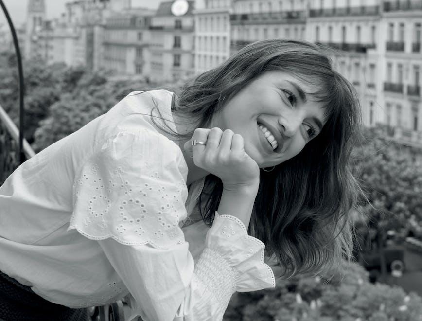 Jeanne Damas ouvre une boutique et un resto Rouje, rue Bachaumont à Paris