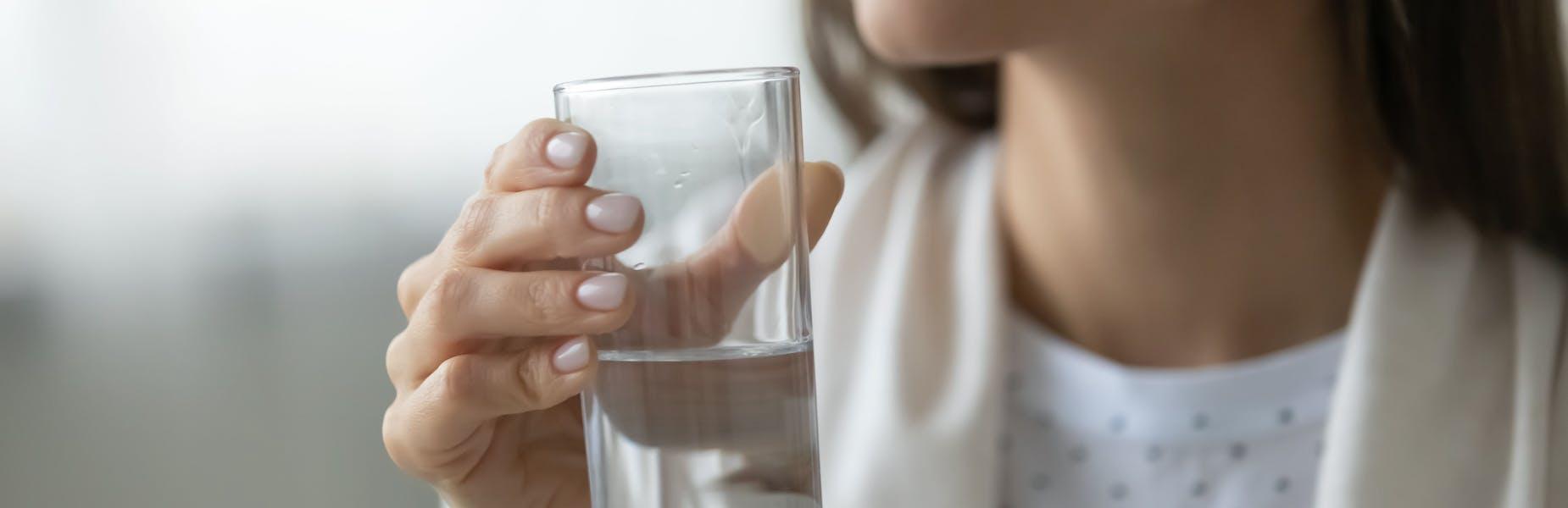 5 signes qui prouvent que vous êtes déshydratés