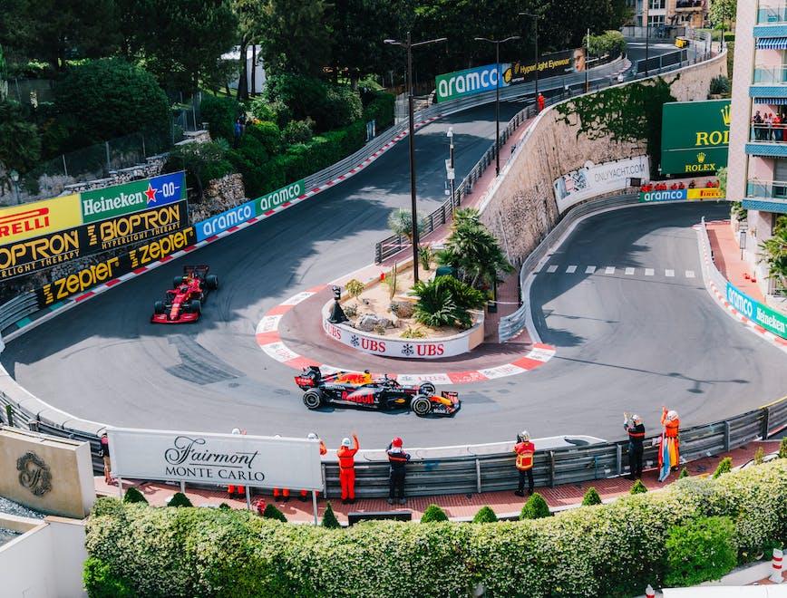 Qui était au Grand Prix de Monaco ?