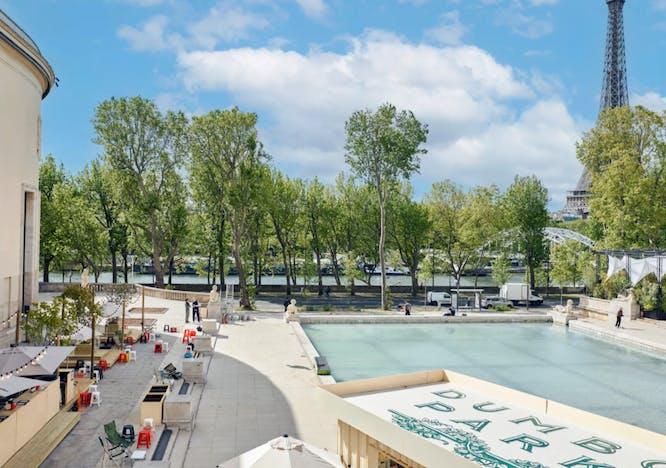 3 nouvelles terrasses pour un tête-à-tête avec la Tour Eiffel