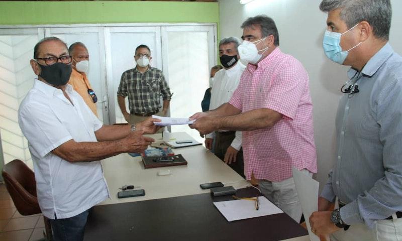 Equipo de Jesús Irausquín suma el apoyo de 5 gremios a postulación de Fedecamaras