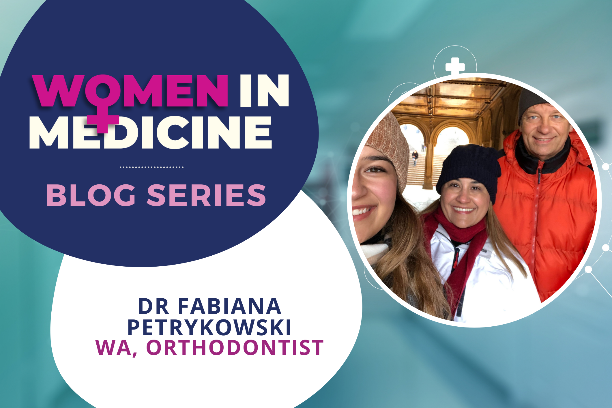 Women in Medicine LIVE - Courage, Resilience and Change: How far we have come Image