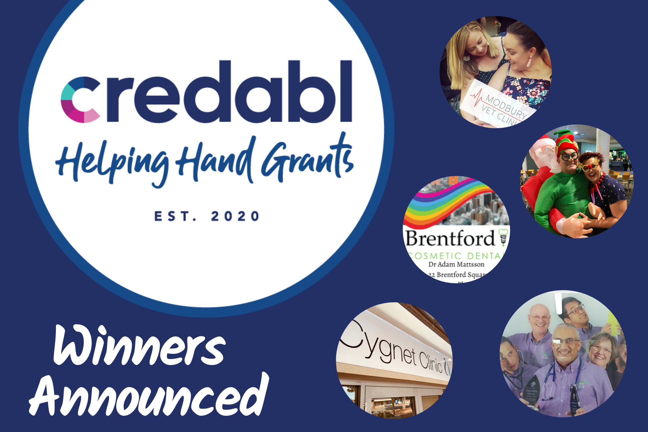 Press Release: Winners of Credabl Helping Hand Grants announced Image