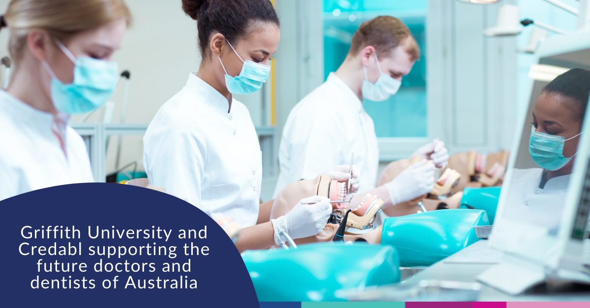 Press Release: Griffith University and Credabl announce up to $30,000 in Financial Hardship Scholarships for medical and master of dentistry students Image