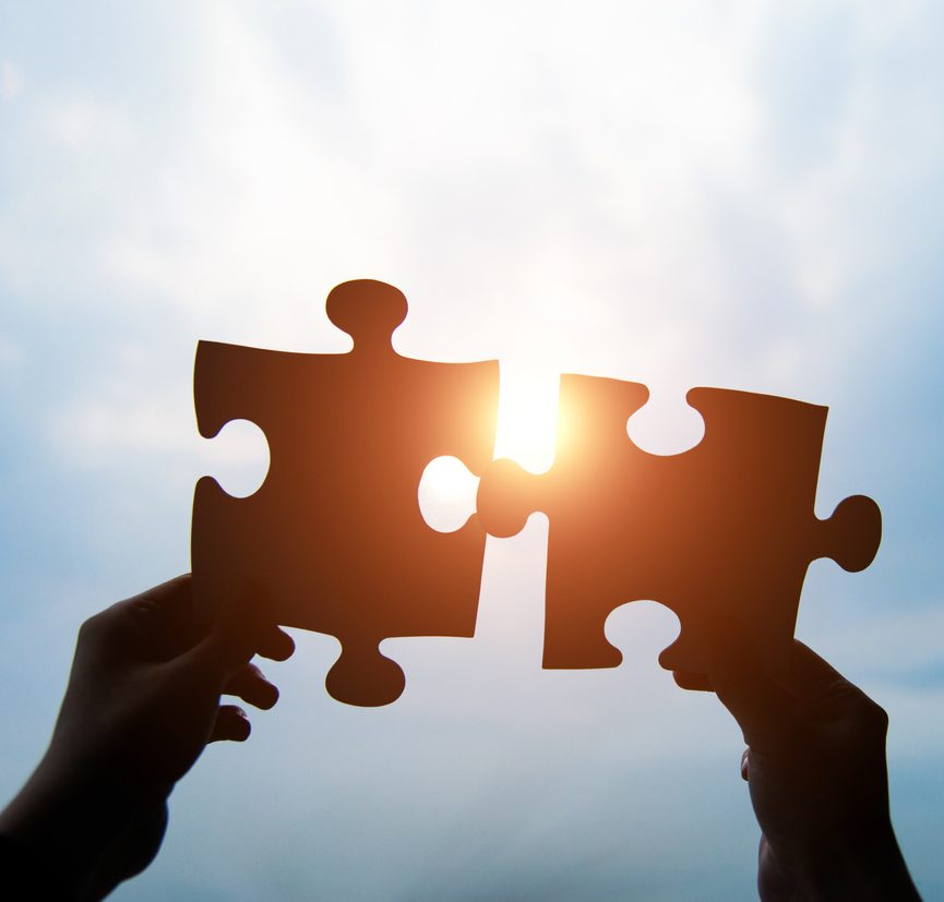 The power of partnerships Image