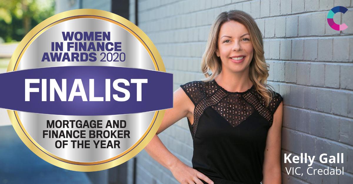Spotlight on: Kelly Gall, Finalist, Women in Finance Mortgage & Finance Broker of the Year Image