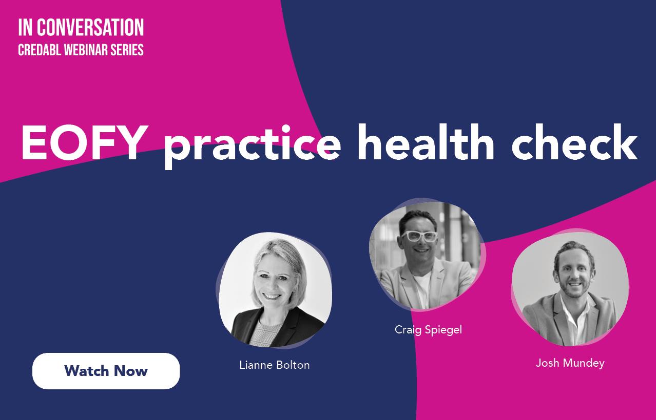 EOFY Practice Health Check Image
