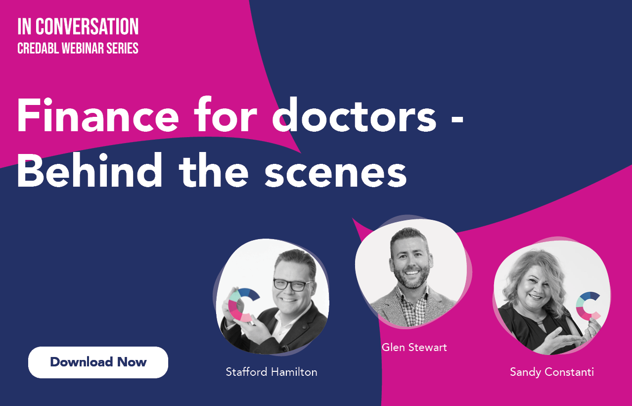 Finance for doctors - Behind the scenes Image
