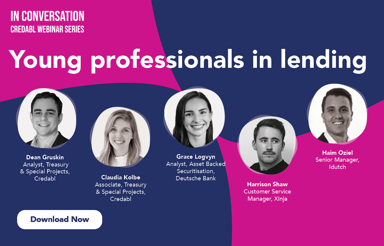 Young Professionals in Lending Image