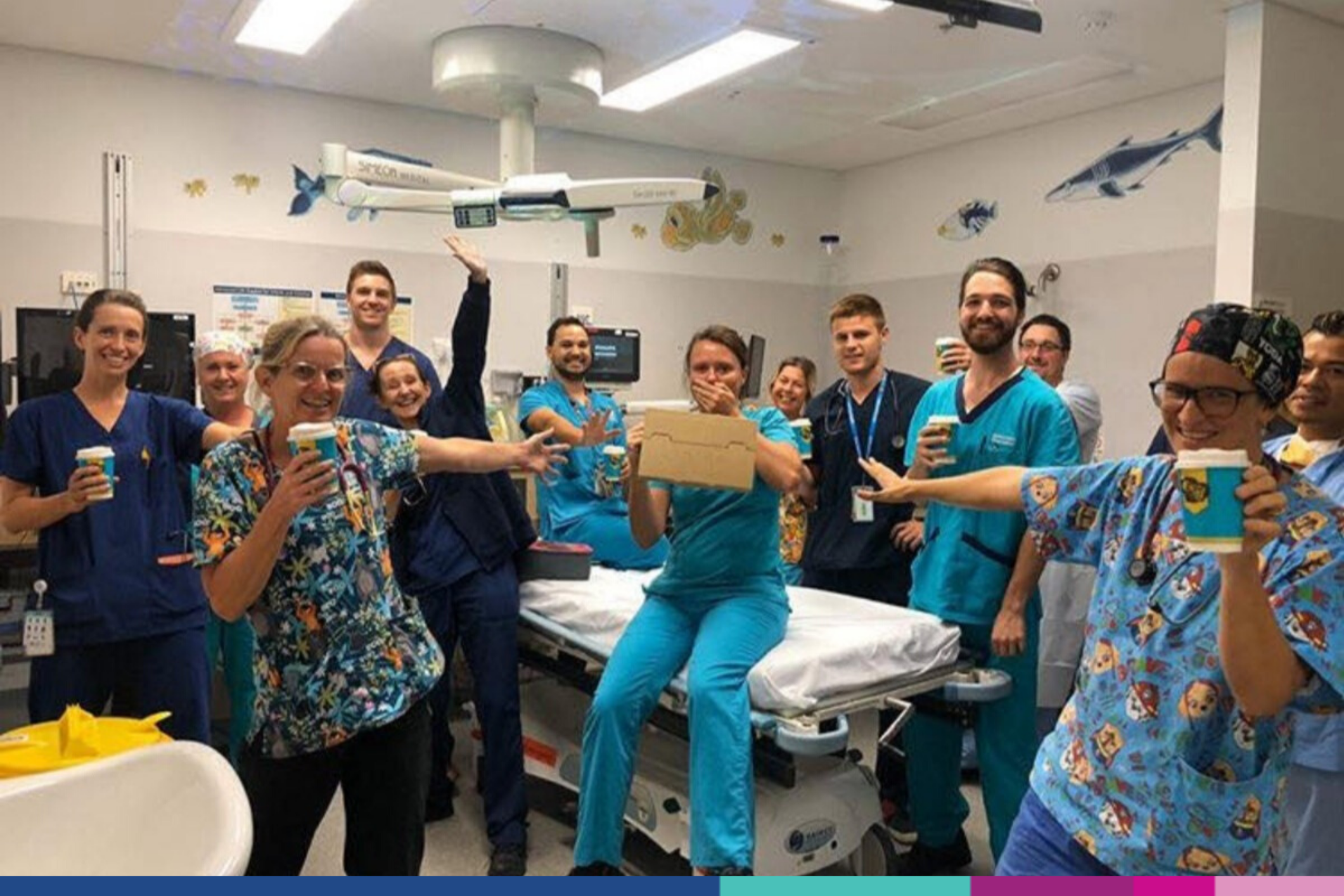 Press Release: Credabl backs the @buythemacoffee initiative to caffeinate frontline healthcare workers across Australian hospitals during the COVID-19 pandemic Image
