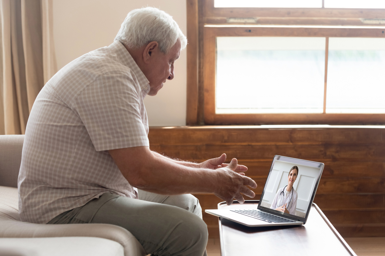 Telehealth and COVID-19: Is this right for you? Image